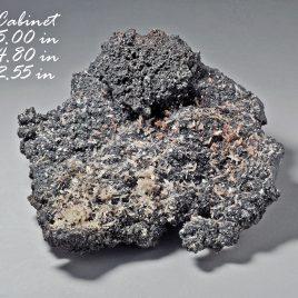 BOOK_SPECIMEN-Very Rare Topaz Crystals on Hematite – Location: Thomas Range, Juab Co., Utah.